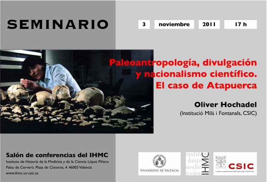 Seminario IHMC 3 nov